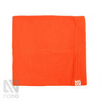 Манишка зимняя NANO F14 2-х слойная на мальчиков (шарфик) ТМ Nanö Оранжевый 501 CAC F14