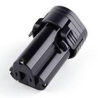 Ремонт литевого аккумулятора для шуруповёртов Makita, Bosch, Metabo 11.1V