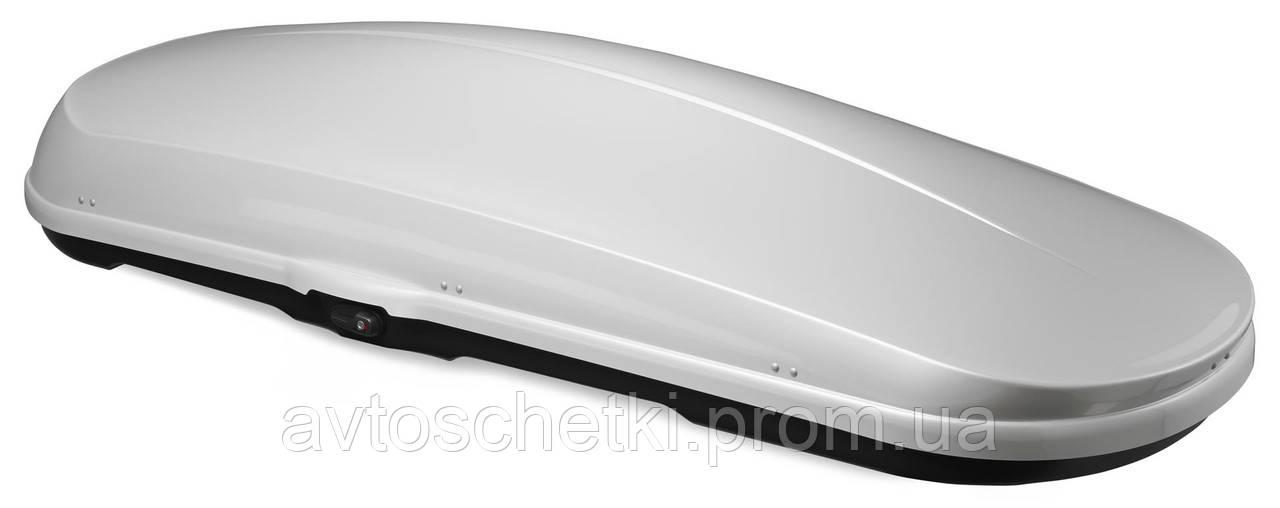 Багажный бокс Whispbar WB753 Silver (WH WB753S)