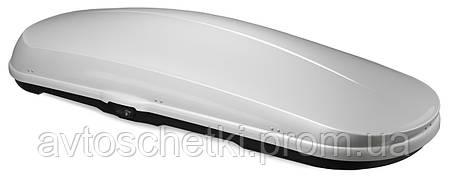 Багажный бокс Whispbar WB753 Silver (WH WB753S), фото 2