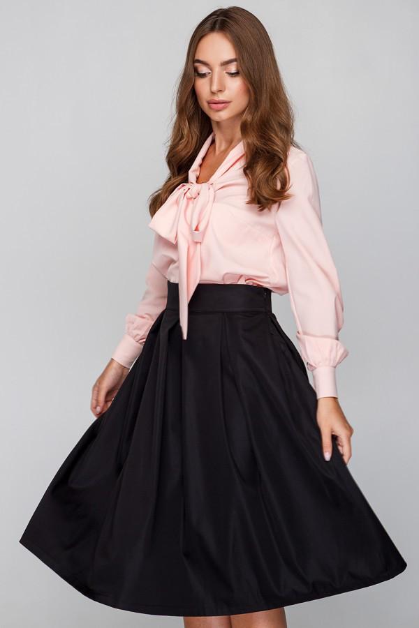 Женская блузка в деловом стиле (3 цвета)