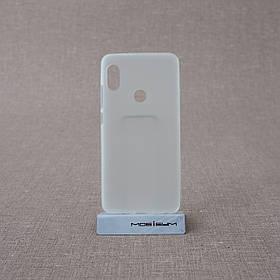 Чехол TPU Xiaomi Redmi Note 5 white
