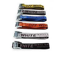 Ремень пояс OFF WHITE мужской женский (6 цветов) прямой поставщик! Реплика