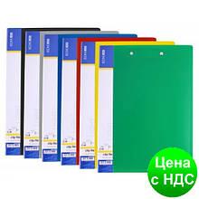 Папка А4 с 10 файлами Economix, ассорти E30601