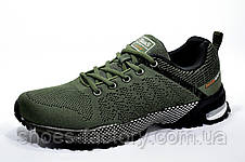 7446181e Беговые кроссовки Baas Marathon, Khaki\Green: