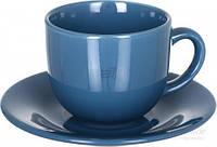 Чашка с блюдцем Ocean 220 мл Bella Vita