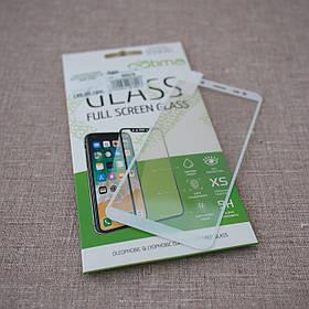 Защитное стекло Samsung Galaxy J6 J600 white