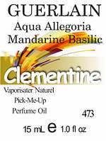 Aqua Allegoria Mandarine Basilic Guerlain - 15 мл