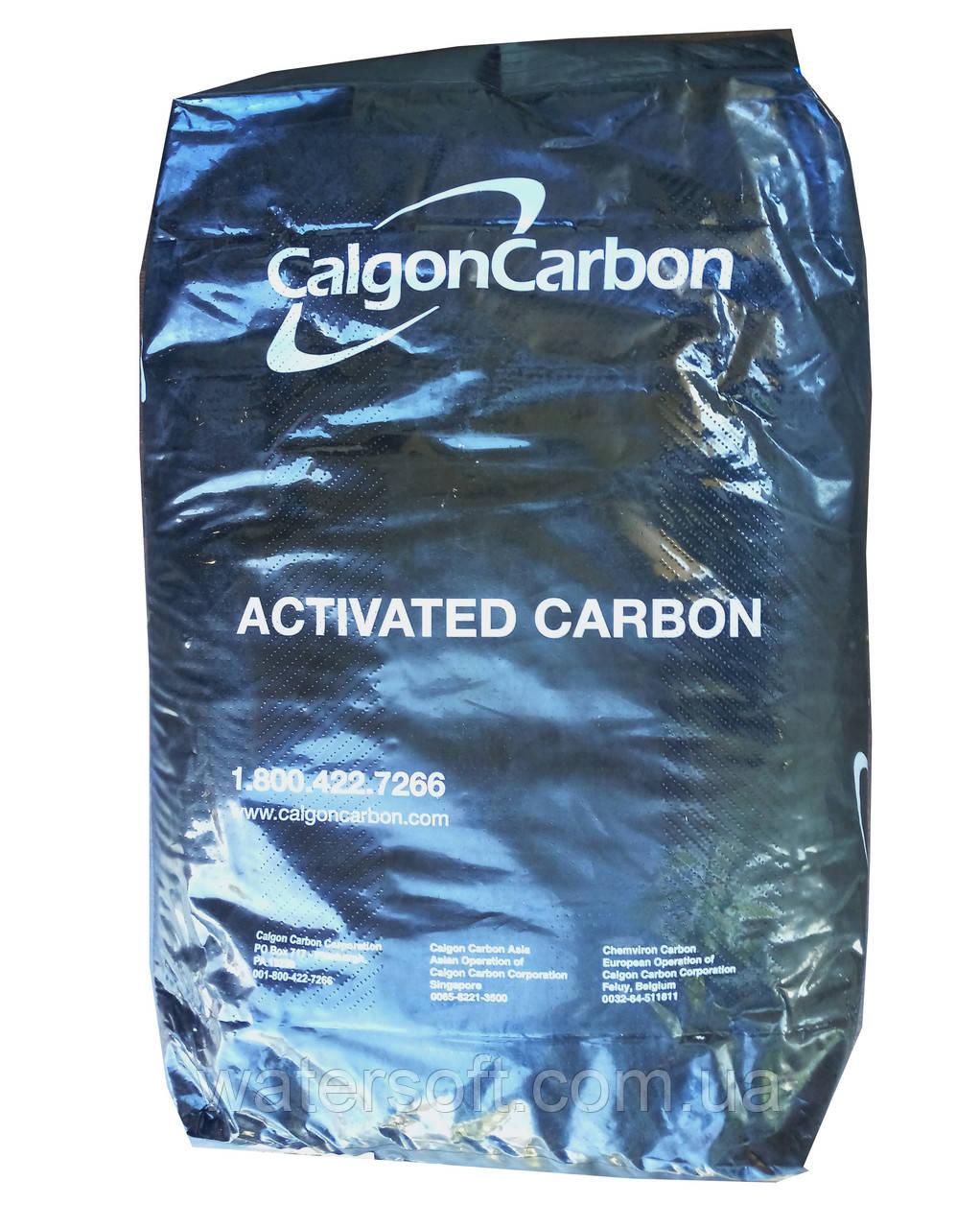 CENTAUR HSL 12x40 активированный уголь для удаления сероводорода и железа. Абсорбция, обезжелезивание