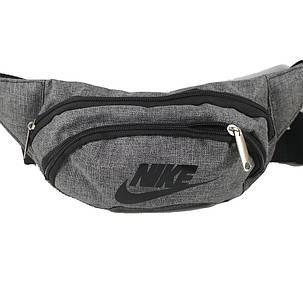 Поясная сумка (бананка) Nike (реплика) , фото 2