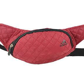 Поясная сумка (бананка) Nike (реплика)  Красный