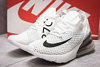 Кроссовки женские  Nike Air 270, белые (13743),  [  36 37  ], фото 1