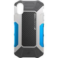 Чехол для iPhone Element Case Formula Grey/Blue (EMT-322-175EY-02) for iPhone X