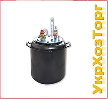 Автоклав Утех-16 газ ( 7 банок- 1л 16 банок-0,5 л)