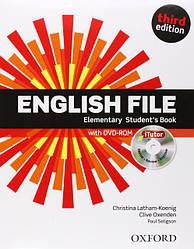 English File 3rd edition
