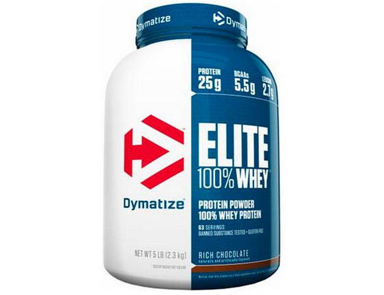 Elite Whey Protein Isolate 2,27 kg, фото 2