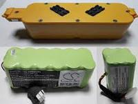 Ремонт аккумулятора к пылесосу - роботу