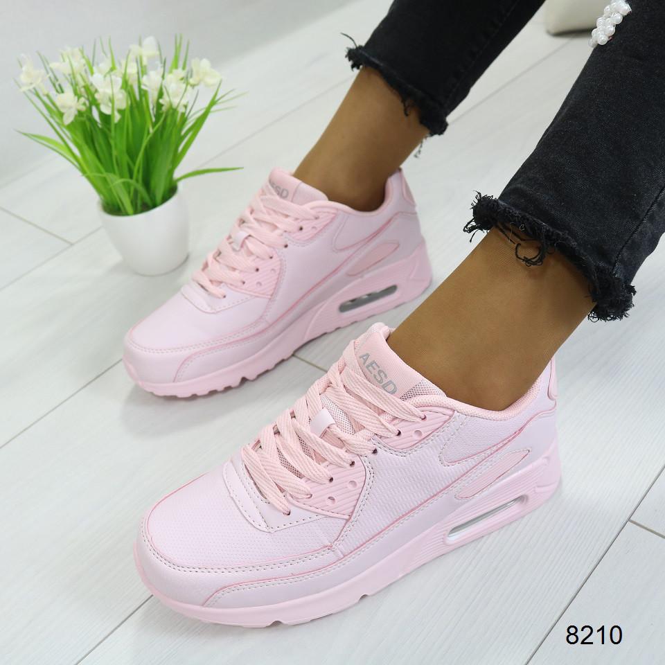 f441ca822 Кроссовки розовые на высокой подошве, удобные, легкие, женская спортивная  обувь