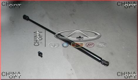 Амортизатор крышки багажника, левый / правый, Chery Eastar [B11,2.4, AT], B11-5605010, OEM