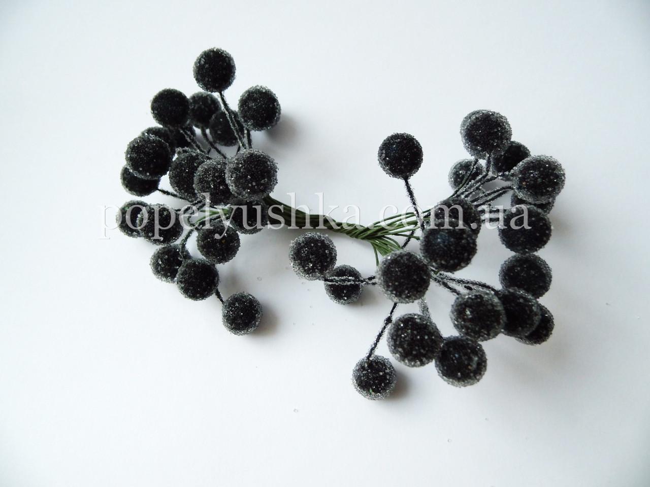 Ягоди цукрові чорні 12 мм