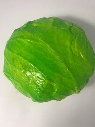 Искусственная капуста.Муляж капусты., фото 2