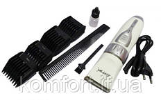 Аккумуляторная машинка для стрижки волос Gemei GM 775