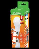 Светодиодная лампа LedStar 10W Е27 4000К