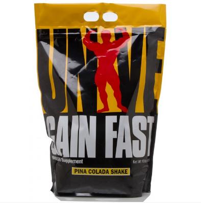 Гейнер Universal Nutrition - Gain Fast (4500 гр) пина колада