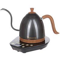 Электрочайник для кофе Brewista Artisan Grey с поддержкой температуры