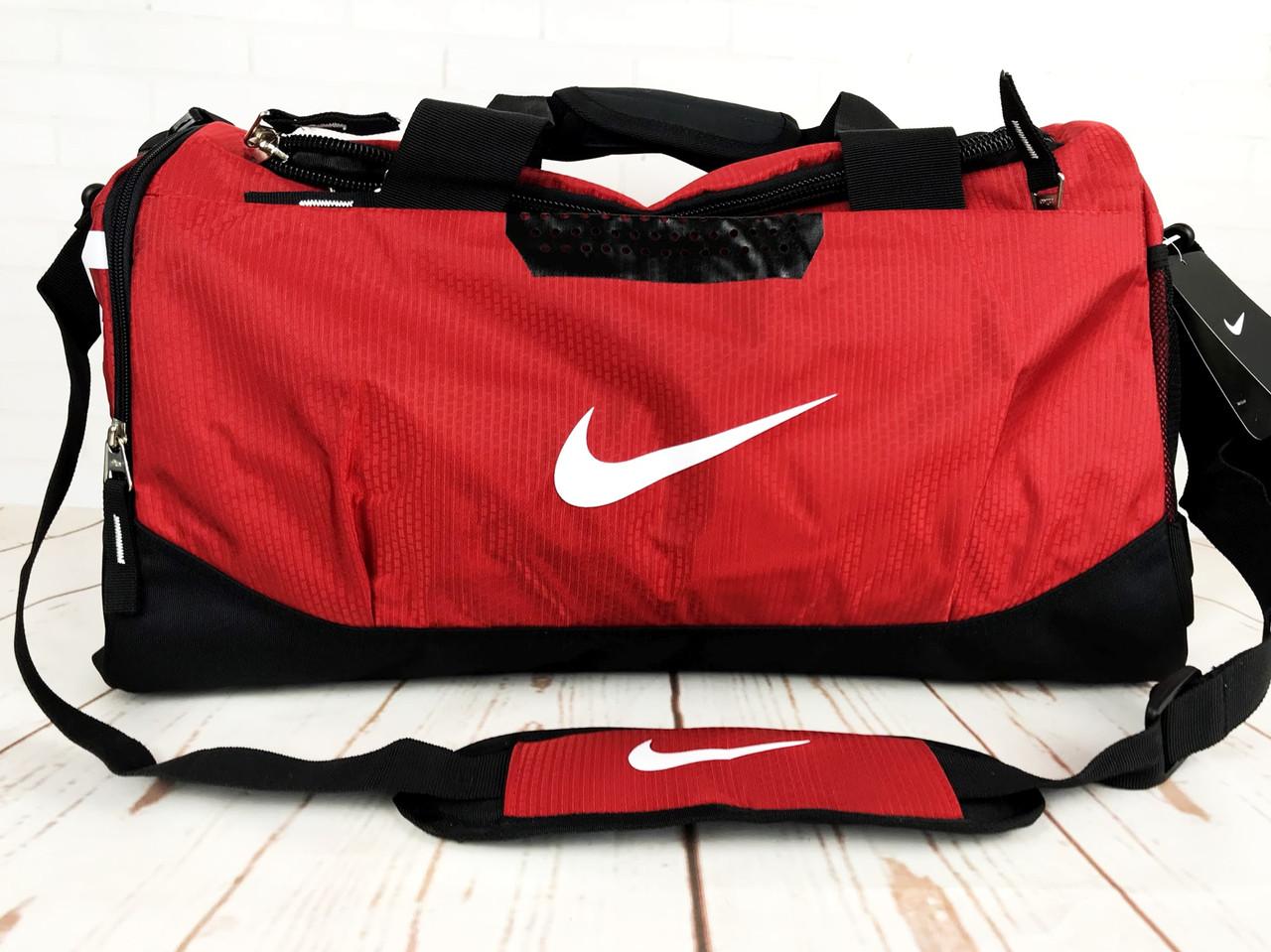 d8da50a832c4 Красивая спортивная сумка Nike.Сумка дорожная, спортивная Найк с отделом  для обуви КСС51-4