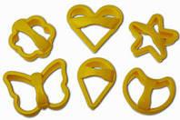 Комплект формочек для печенья