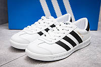 Кроссовки женские Adidas Hamburg, белые (13851) размеры в наличии ► [  36 37  ] (реплика), фото 1