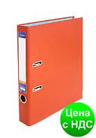 Папка-регистратор А4 Economix, 50 мм, оранжевая E39720*-06