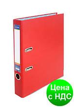 Папка-регистратор А4 Economix, 50 мм, красная  E39720*-03