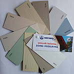 Стеновая панель стандарт D/4/D Boryszew цвет Мятный, фото 4