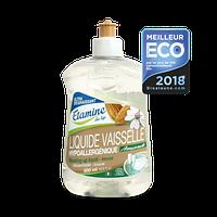 """Органическое гипоаллергеннон средство для мытья посуды """"Миндаль"""" Etamine du Lys. 500 мл"""