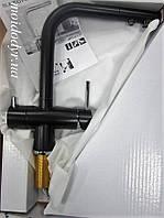 Смеситель Blanco Fontas II для гранитной кухонной мойки (антрацит), фото 1