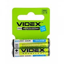 Батарейка Videx R3 1.5 V (Код: 900837)