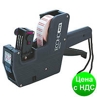 Этикет-пистолет Economix (маркиратор), 1 ряд, 8 разрядов (этикетка 21x12 мм) E40704