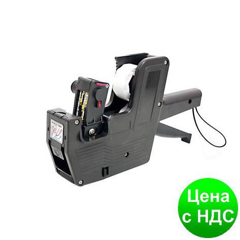Этикет-пистолет Economix (маркиратор), 1 ряд, 8 разрядов (этикетка 22x12 мм) E40707, фото 2