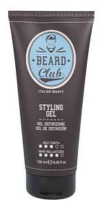BEARD CLUB Гель для волос средней фиксации 180 мл