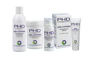 Серия для кожи с пигментацией Alba control