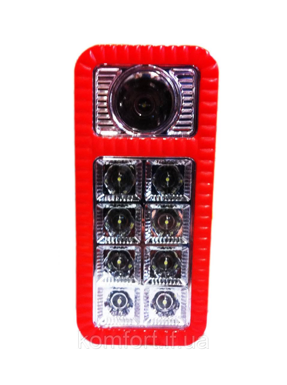 Фонарь светодиодный аккумуляторный YAKU YK-9018