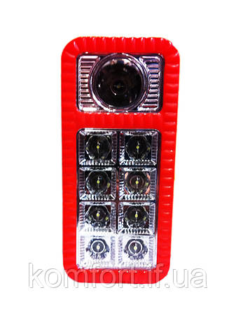 Фонарь светодиодный аккумуляторный YAKU YK-9018, фото 2