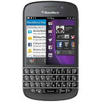 Blackberry Q10 Black. 12мес. Гарантия