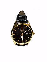 Часы кварцевые мужские в стиле Mersedes Benz Черный