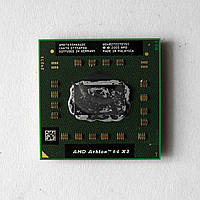 325 AMD Athlon 64 X2 TK-55 1800 MHz AMDTK55HAX4DC Socket S1g1 2 ядра 64 бита Процессор для ноутбуков, фото 1