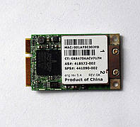 325 Wi-Fi Broadcom BCM94311MCG 802.11 b/g mini PCI Express 54 Mbps модуль для ноутбука, фото 1