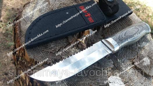 Нож нескладной 05 TK