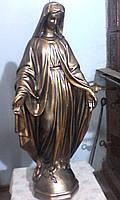 Скульптура из бетона Марии Богородицы 62 см